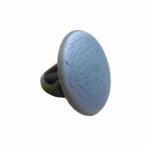 Clips bekledingspanelen grijs 10 stuks